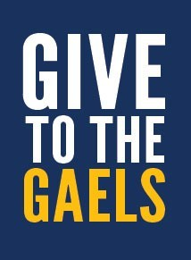 Give to the Gaels