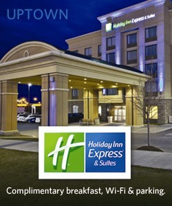 Diamond Hotels - HEIX Web Ad