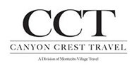 Canyon Crest Travel Logo