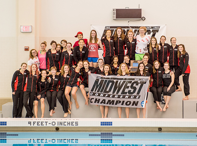 Grinnell College Athletics Pioneer Women Cruise To Another Mwc Crown