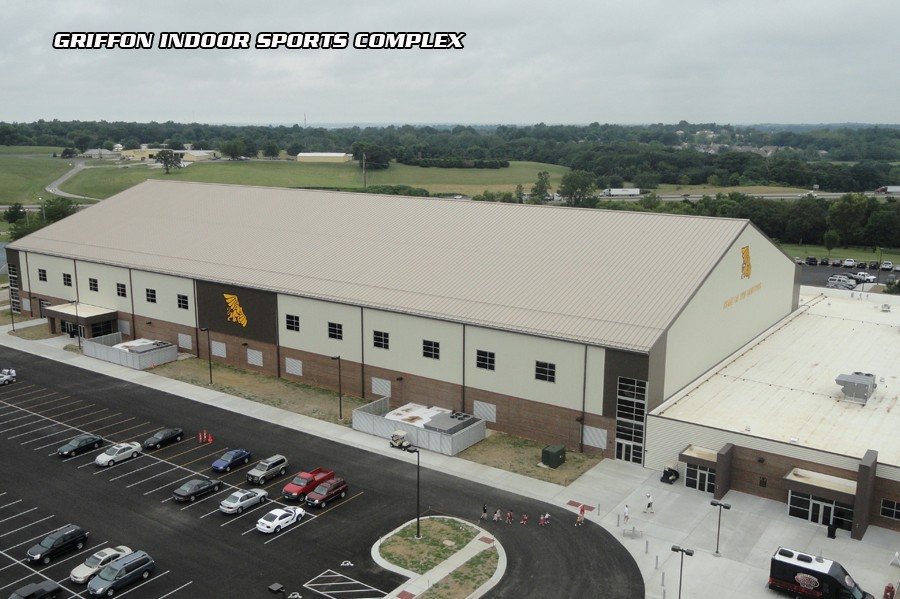 Missouri Western Athletics Griffon Indoor Sports Complex