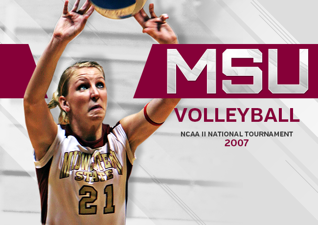 WE ARE MSU -- VOLLEYBALL