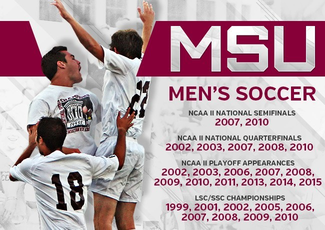 WE ARE MSU: MEN'S SOCCER (Dec. 16, 2015)