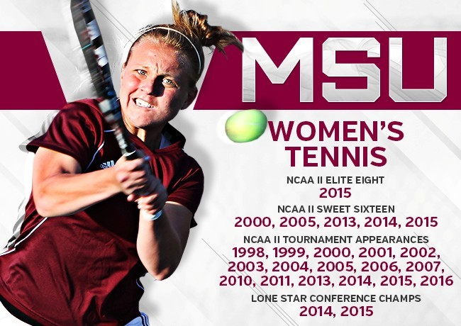 WE ARE MSU: WOMEN'S TENNIS (May 10, 2016)