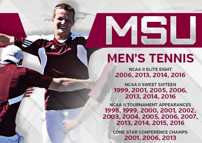 WE ARE MSU: MEN'S TENNIS (May 18, 2016)