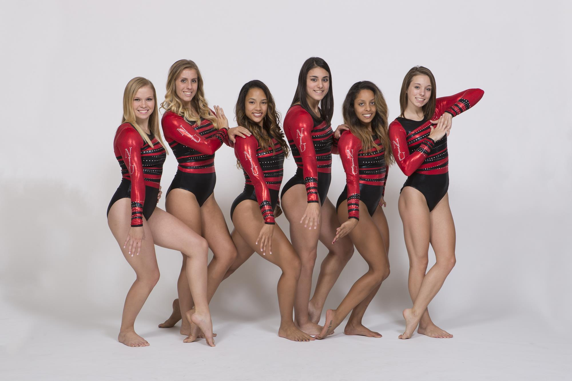 NIU Gymnastics Hosts EMU For Senior Night - The Official ...