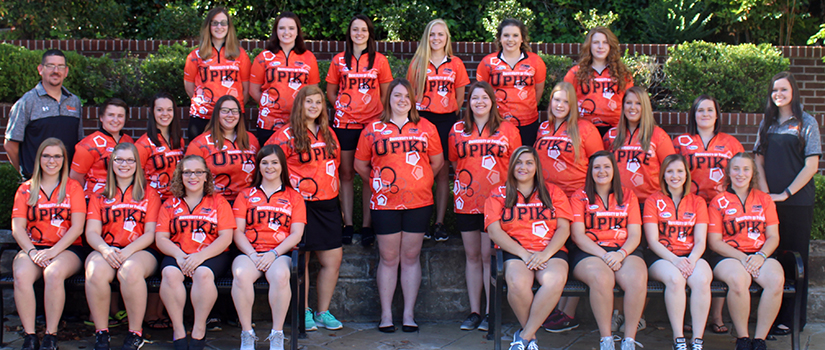 University of Pikeville Upike Bears Athletics - 2016-17 Women's Bowling Roster