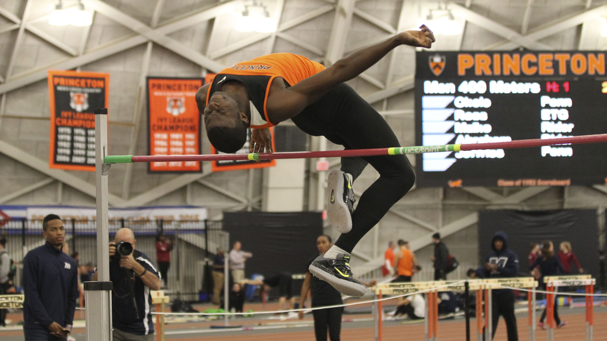 princeton track and field meet