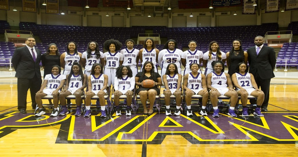 Prairie View A&M Panther Athletics - 2017-18 Women's Basketball Roster
