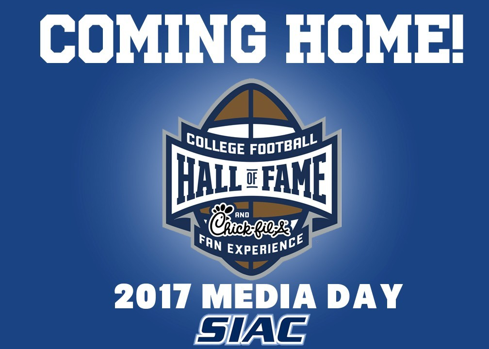 SIAC CONFERENCE 2017 MEDIA DAY