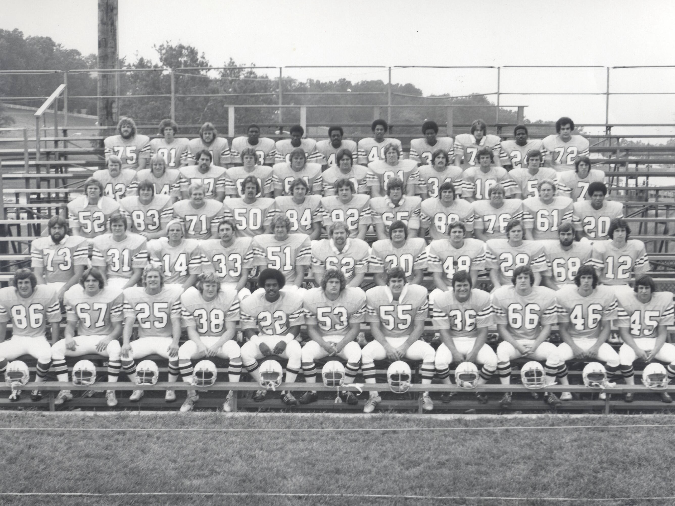 Towson University Athletics 1976 Tigers To Be Honored At Hall Of Fame Banquet