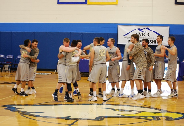 Pittsburgh Greensburg Athletics - Pitt-Greensburg punches ticket to AMCC title game
