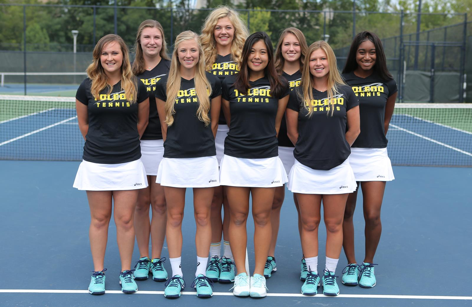 University of Toledo Athletics - 2016-17 Women's Tennis Roster
