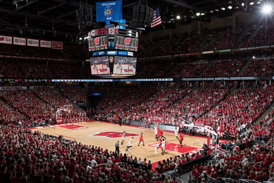 Men's Basketball - Wisconsin Athletics