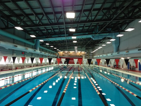 Swimming diving wisconsin athletics swimming diving university of wisconsin University of wisconsin swimming pool