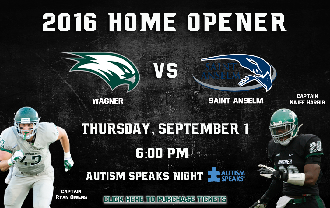 2016 FB Home Opener Splash Page