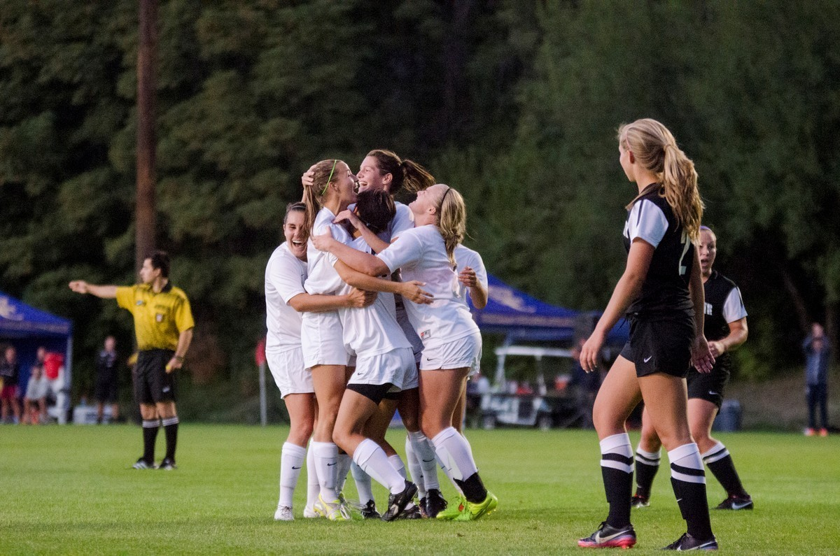 Whitman College Athletics - Brown's Heroics Seal Win for ...