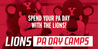 PA Day button