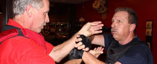 Wing Chun Chi Sao drilling