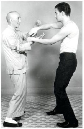 Ip Man Bruce Lee Chi Sau Wing Chun Kung Fu