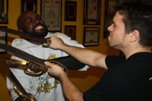 butterfly swords Wing Chun advanced classes