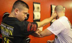 Wing Chun vs Karate classes