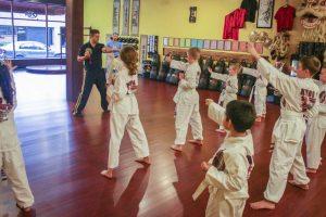 kids classes training