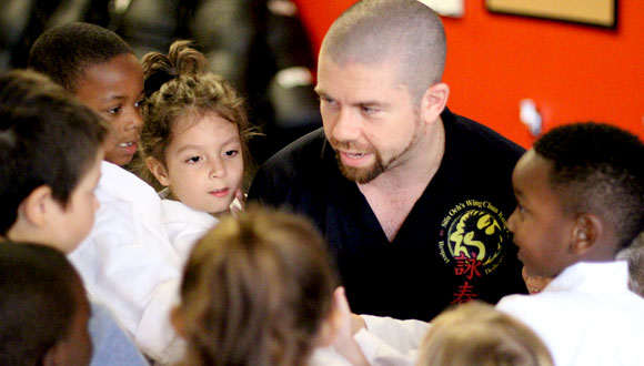 Little Lions preschool martial arts