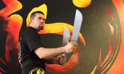 Sifu Och Wing Chun, Wing Chun Defense, Sifu Och, Butterfly Swords