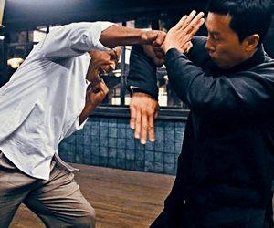 Donnie Yen, Wing Chun Vs Boxing, Mike Tyson
