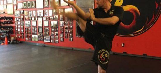 Crescent Kick, High Kung, Kung Fu Kick, Lakeland Kicks