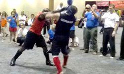 Wing Chun's weakness