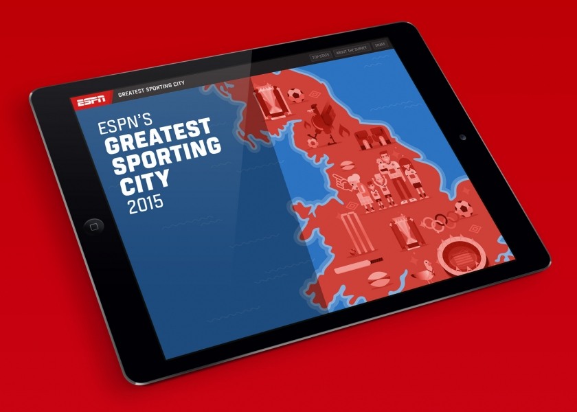 The UK's greatest sporting cities thumbnail