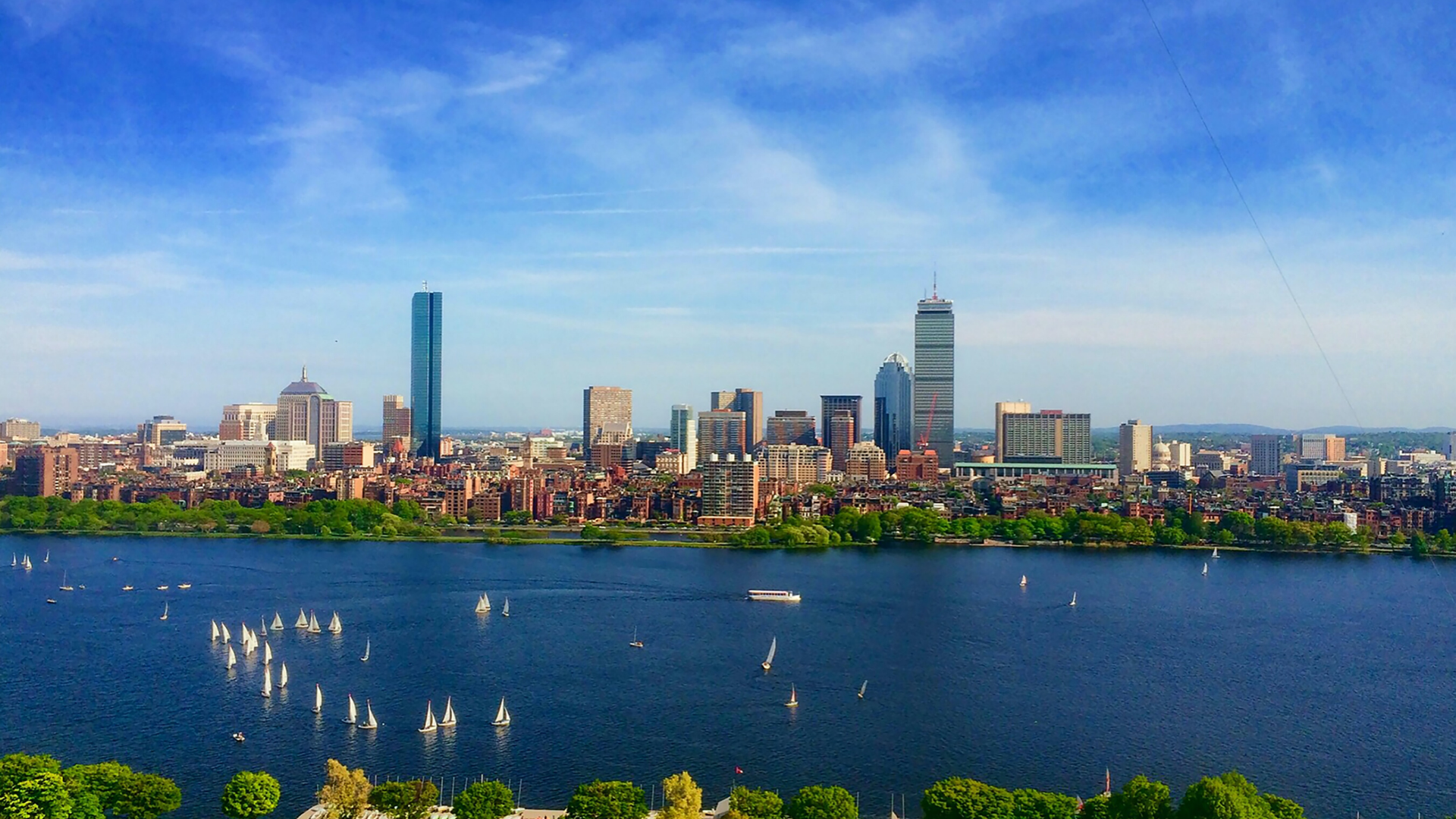 A Virtual Walk Through Some of Boston's Most Iconic Neighborhoods