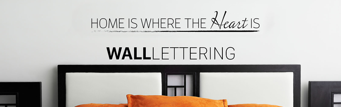 wall vinyl banner image