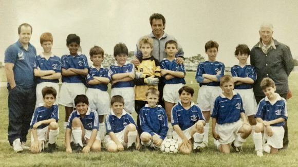 Silver Lake Soccer Academy Throwback Photos