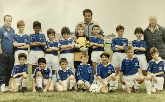 Silver Lake Soccer Academy Throwback Photos