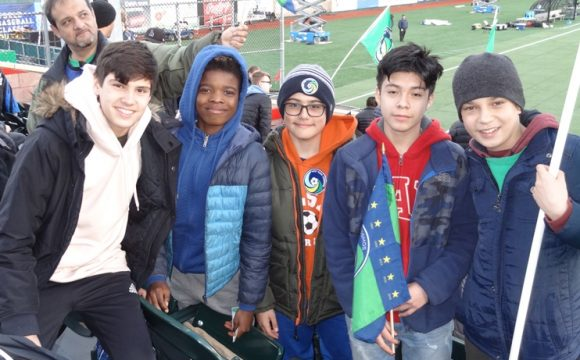 April 2017 Cosmos Game MCU Park