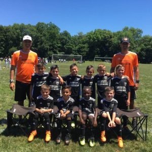 Congratulations to our U8 Summer Select Squad