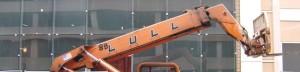 chariot élévateur mât télescopique – skytrack