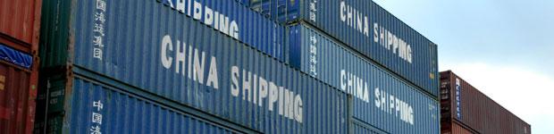 Commerce avec la Chine