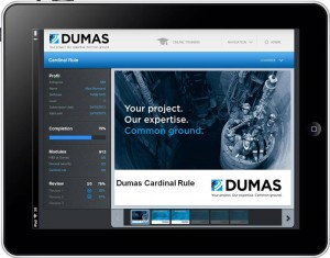 e-learning dumas contracting