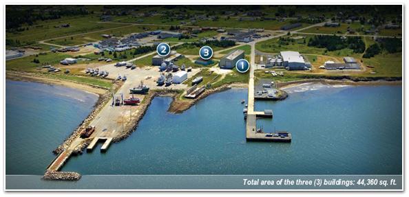infrastructures chantier naval bas-caraquet