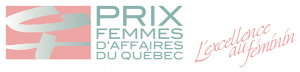 Chantal Trépanier : RFAQ - Prix femmes d'affaires du Québec