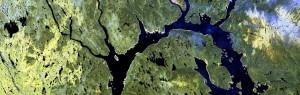 Hydroélectrique Manicouagan
