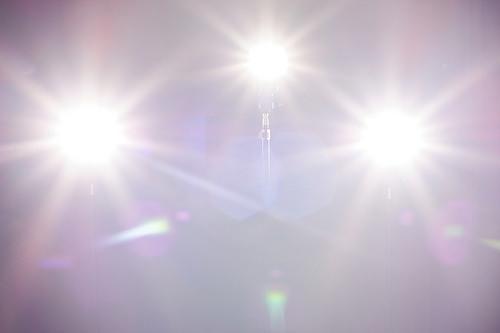 flourescent light photo