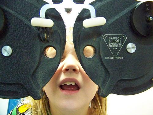eye doctor photo