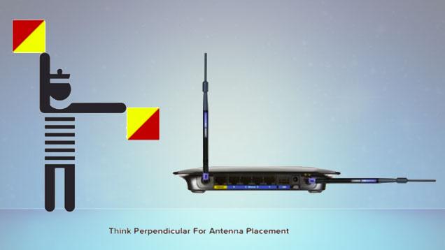 Which wireless antenna penetrates best fabulous splendid
