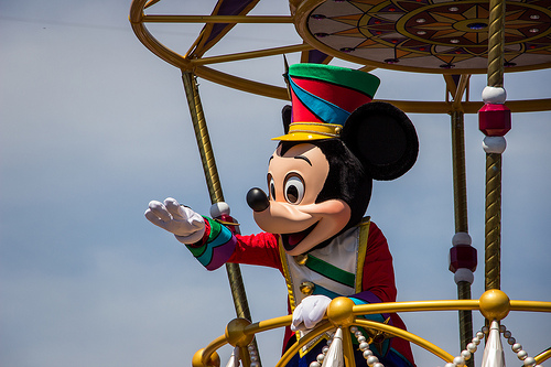 mickey mouse disney world photo