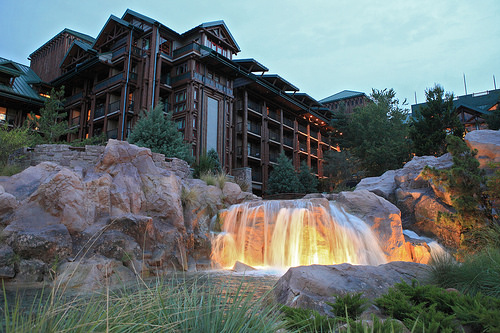 disney wilderness lodge photo